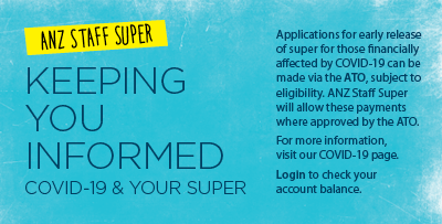 ANZ Staff Super - Create your future. Understand your super